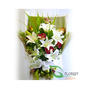 Send flowers for birthday in Saigon