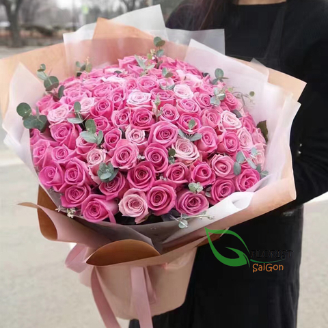 Best flower bouquet in HCMC