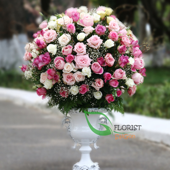 Saigon luxury flowers free shipping