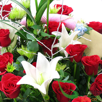 Best flowers for birthday in Hochiminh