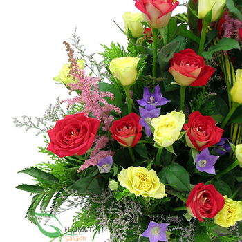 The best birthday flower shop free delivery