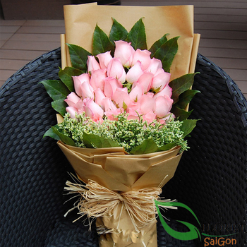 Birthday flowers for girl in Ho chi minh City vietnam