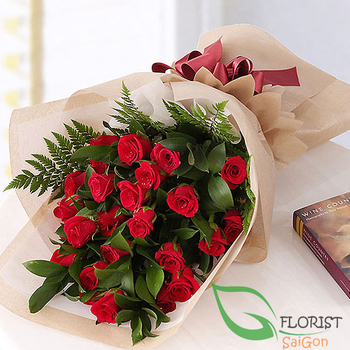 Saigon birthday flowers for wife