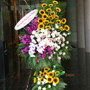 Free delivery Opening Congratulations flowers