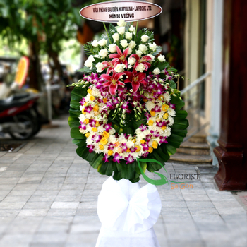 send sympathy flowers to saigon