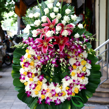 Send sympathy flowers to Saigon - HCM city