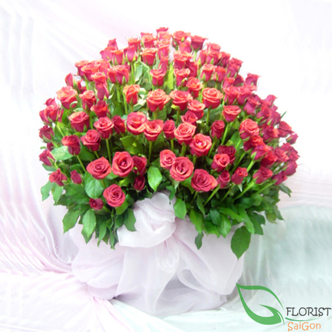 Vip flower shop in Saigon Vietnam
