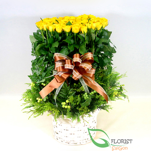 Flowers delivery Hochiminh city same day
