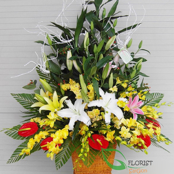 Flower shop delivery  District 10 Hochiminh city