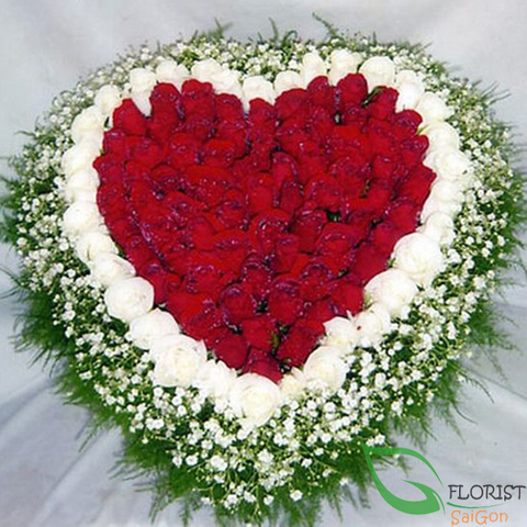 Best flower delivery in Saigon District 4