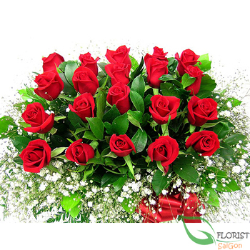 Send love flowers with messages online