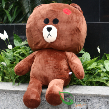 Send Teddy bear to Saigon