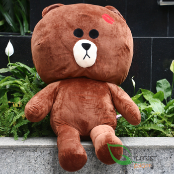 Send Teddy bear to Saigon free delivery