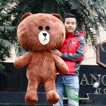 Buying Teddy bear to Saigon