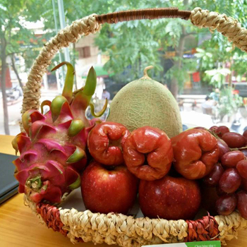 Saigon Fruit Basket Delivery