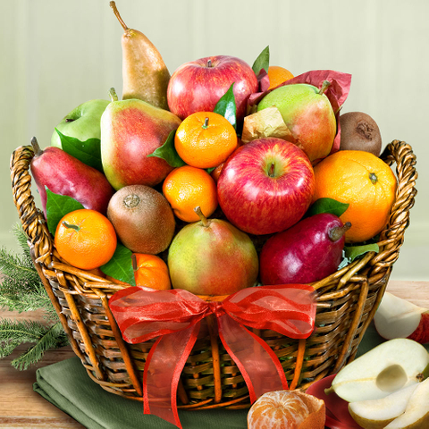 Send Fruit Basket To Saigon