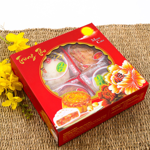 Saigon Mooncake Delivery