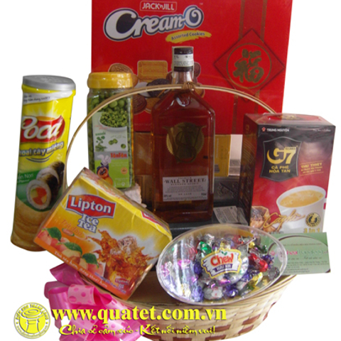 Send Hamper to Saigon