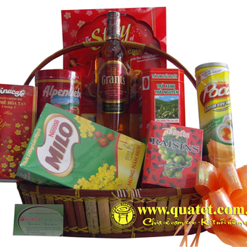Hamper Meaning in Hochiminh City