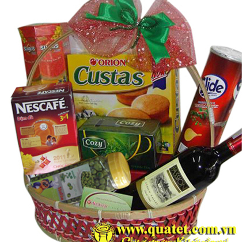 Hamper Luxurious