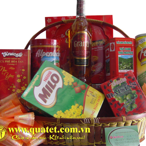 Send Hamper to Vietnam