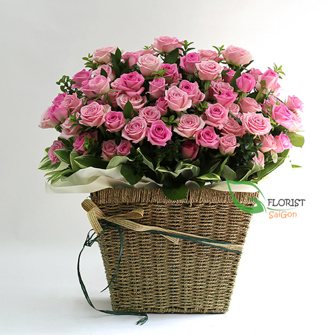 Send flowers to Ho chi minh city