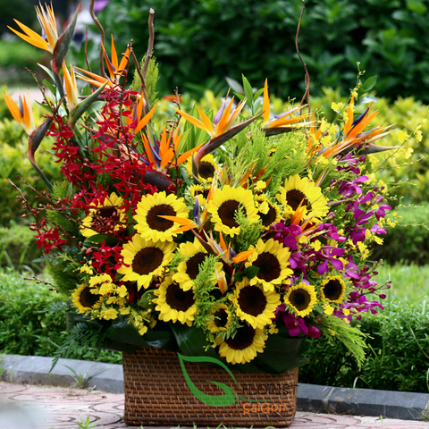 Saigon flower delivery free shipping