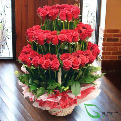 Vip flowers for your love in Saigon