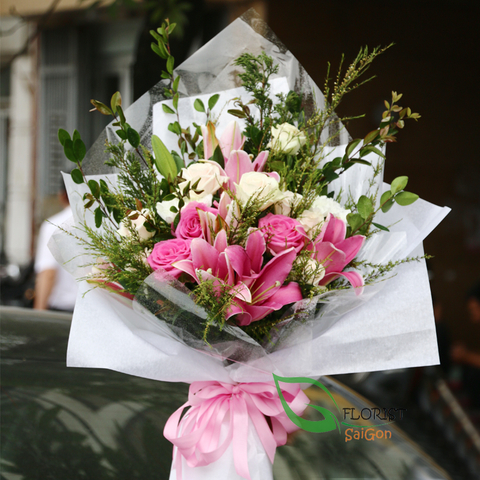 Bouquet flowers new for order online