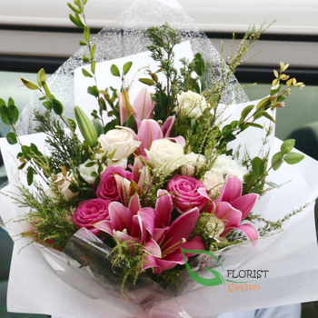 Bouquet flowers new for order online free ship