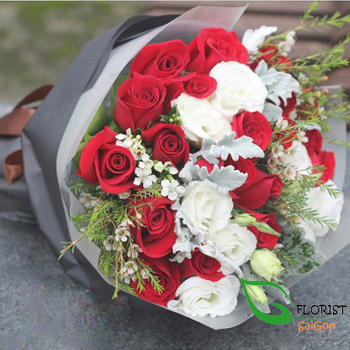 Saigon Christmas flowers delivery online