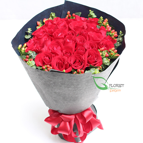 Christmas floral arrangements bouquet