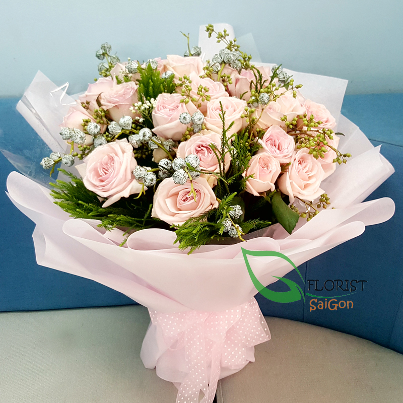 Cheap online flower delivery to Saigon