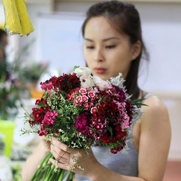 Best online florist shop in Ho Chi Minh city