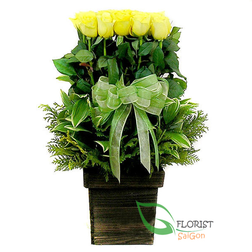 Saigon birthday flowers delivery cheap FLORIST