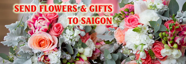send flowers and gifts to saigon
