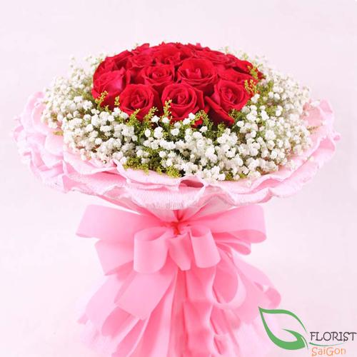 best valentines day rose bouquet, Ideas
