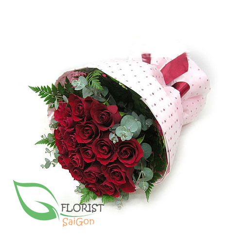 birthday flowers free delivery saigon best florist