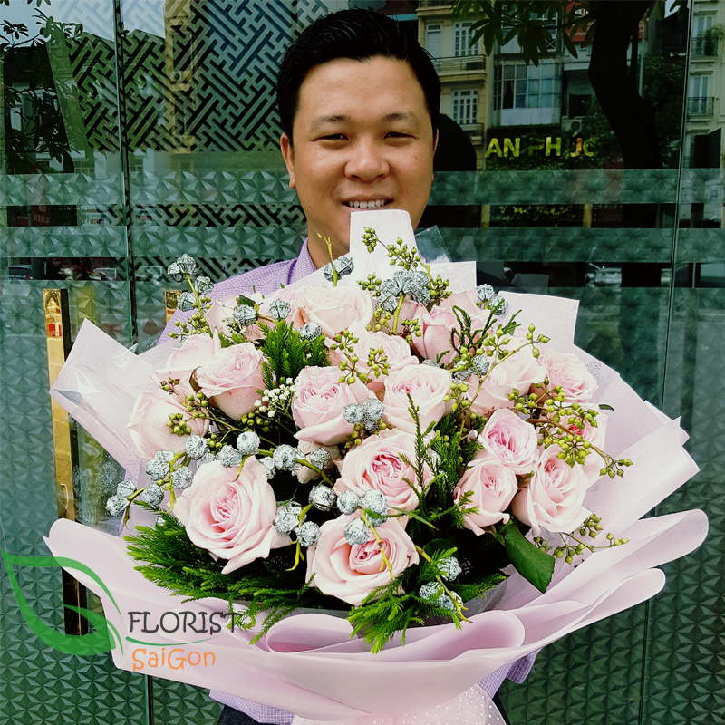 Flowers to Saigon Vietnam