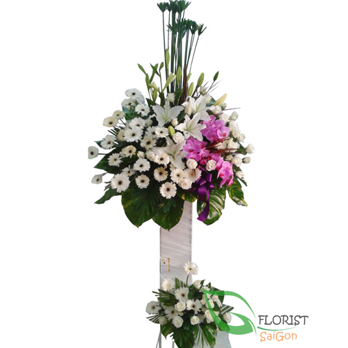 Funeral flowers delivered Saigon FLORIST