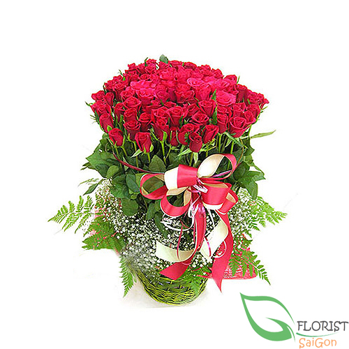 I love you flowers delivery online