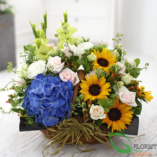 send new home flowers to saigon
