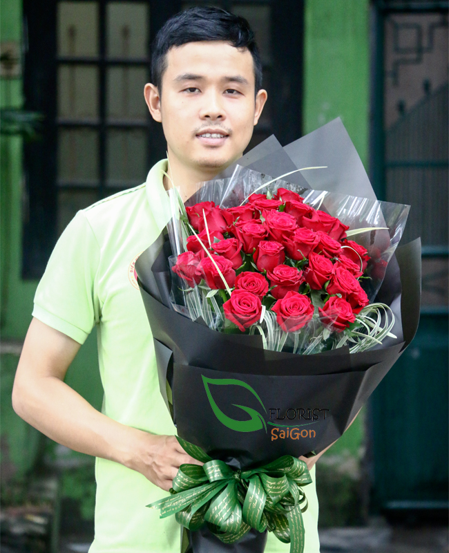 send flower to vietnam with florist saigon