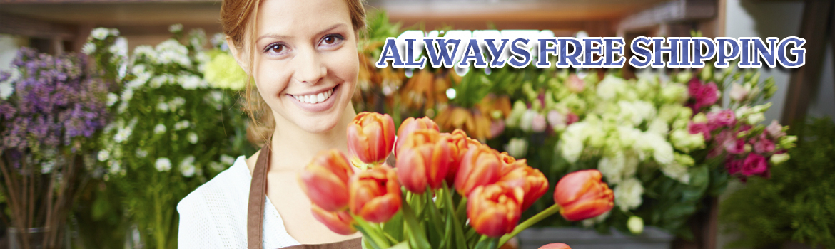 Florist Saigon always free shipping